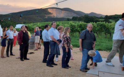 14. Wiener Weinwandertag – erstmals mit Mauer