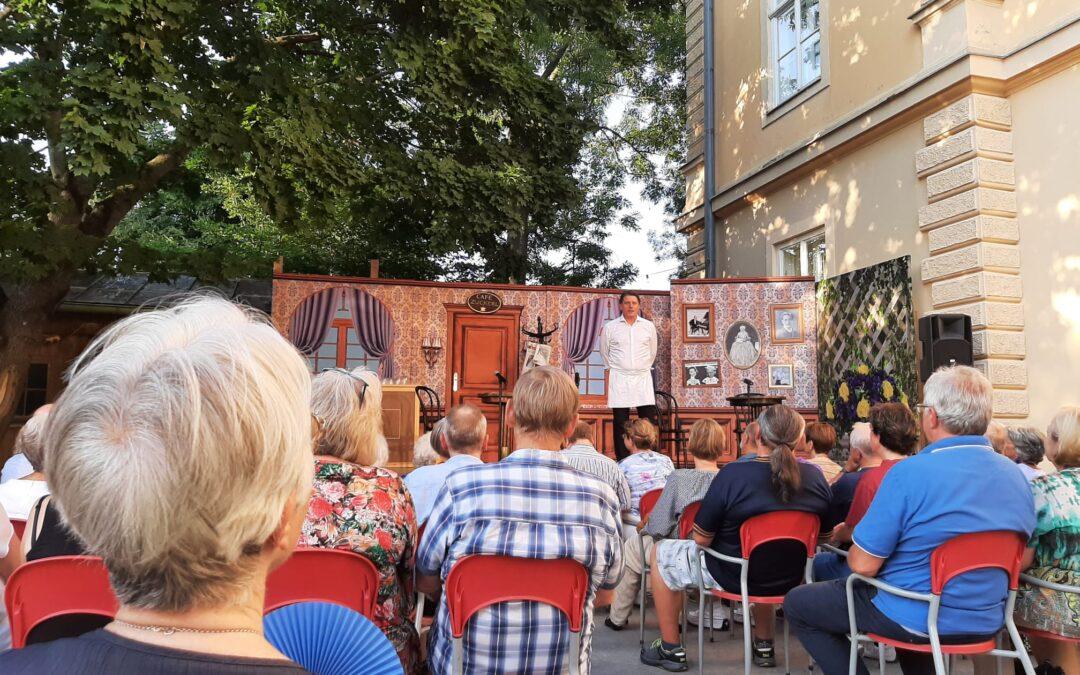 Begeisterung über Spatzeks Sommertheater
