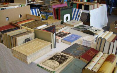 Börse für antiquarische Bücher